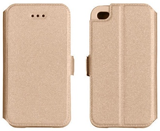 Telone Shine Book Case For HTC Desire 530 Gold