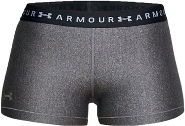Under Armour Womens HeatGear Armour Shorty 1309618-020 Grey M