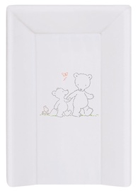 Ceba Baby Hard Changing Mat With A Bolster 50x70cm Papa Bear White
