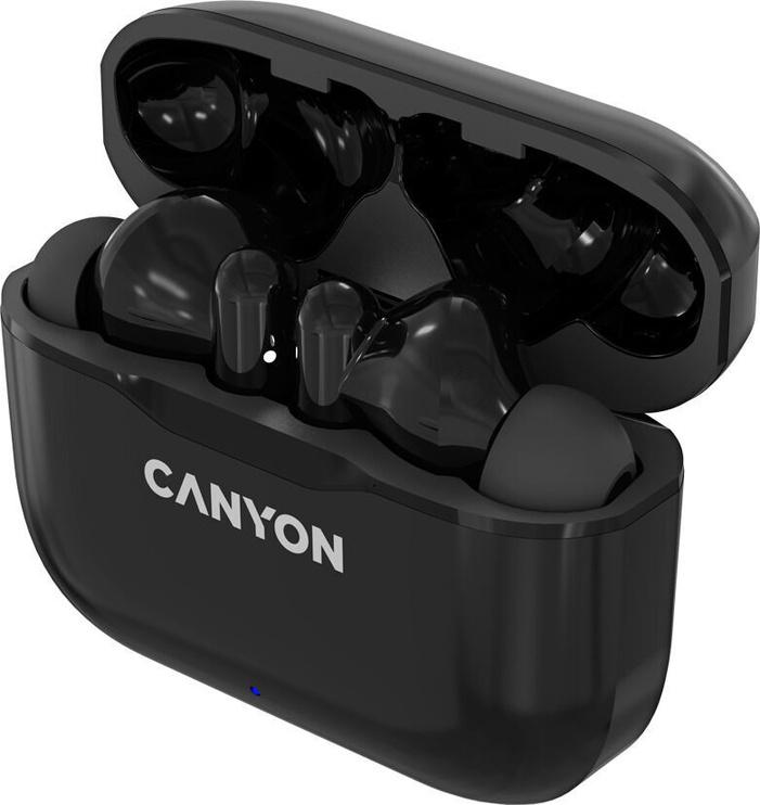 Беспроводные наушники Canyon TWS-3 in-ear, черный