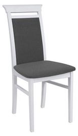 Ēdamistabas krēsls Black Red White Idento Nkrs2 Grey