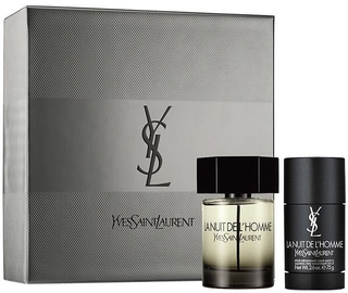 Smaržas Yves Saint Laurent La Nuit de L Homme 100 ml EDT + 75 g Dezodorants