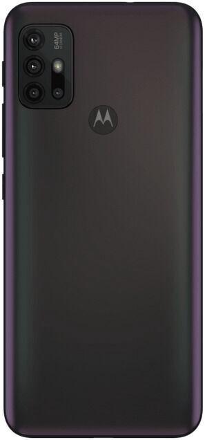 Mobilais telefons Motorola Moto G30, melna, 6GB/128GB