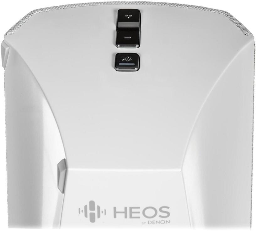 Bezvadu skaļrunis Denon HEOS 3 HS2 White