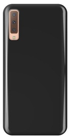 Mocco Jelly Back Case For Samsung Galaxy A7 A750 Black