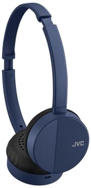 Беспроводные наушники JVC HA-S24W, синий
