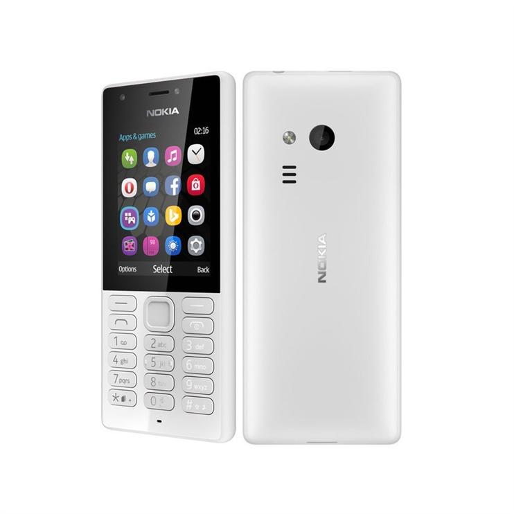 Nokia 216 Dual Grey ENG