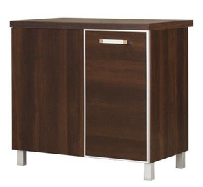 Bodzio Ola Bottom Corner Cabinet 90 Left Nut
