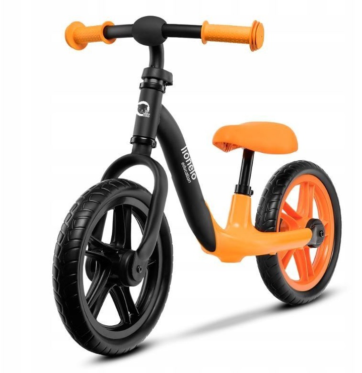 Līdzsvara velosipēds Lionelo Alex Orange