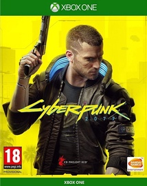 Cyberpunk 2077 Day One Edition Xbox One