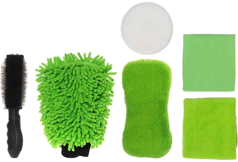 CarMan Car Wash Kit 6pcs