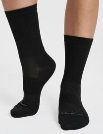 Носки Audimas Merino Wool Black, 35-37, 1 шт.