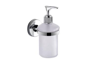 Gedy Felce FE81 13 Wall-Hung Soap Dispenser White/Chrome
