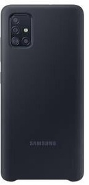 Samsung Cover Black for Samsung Galaxy M51