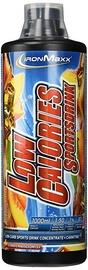 IronMaxx Low Calories Sportsdrink 1000ml Peach Ice Tea