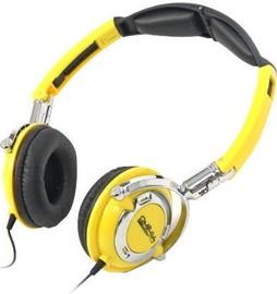 Austiņas Omega Freestyle FH0022 Yellow