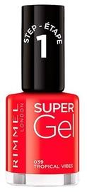 Rimmel London Super Gel By Kate 12ml 39
