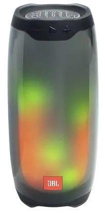 Bezvadu skaļrunis JBL PULSE 4, melna, 20 W