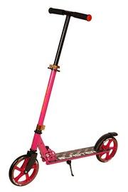 Самокат Enero Blaster, розовый