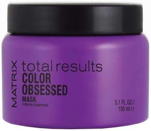Маска для волос Matrix Total Results Color Obsessed, 150 мл