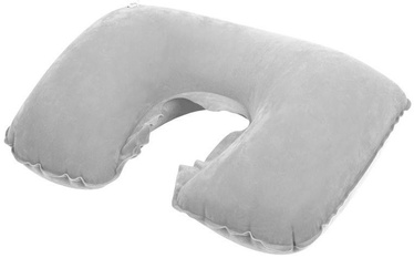 Spokey Aviate Travel Pillow Grey