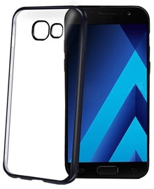 Celly Laser Back Case For Samsung Galaxy A3 A320 Black