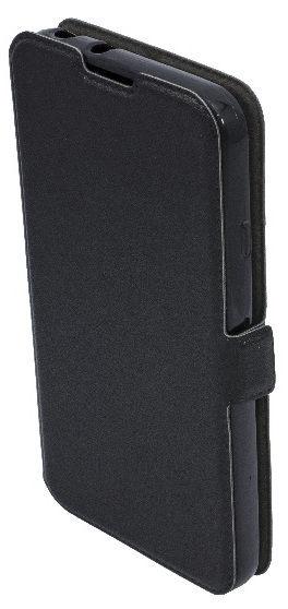 Telone Super Slim Shine Book Case Sony Xperia E4g Black
