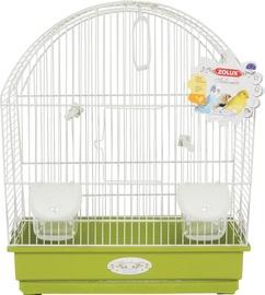 Putnubūris Zolux Arabesque Salomee Bird Cage Olive