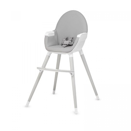 KinderKraft Baby Chair Fini Grey/Grey