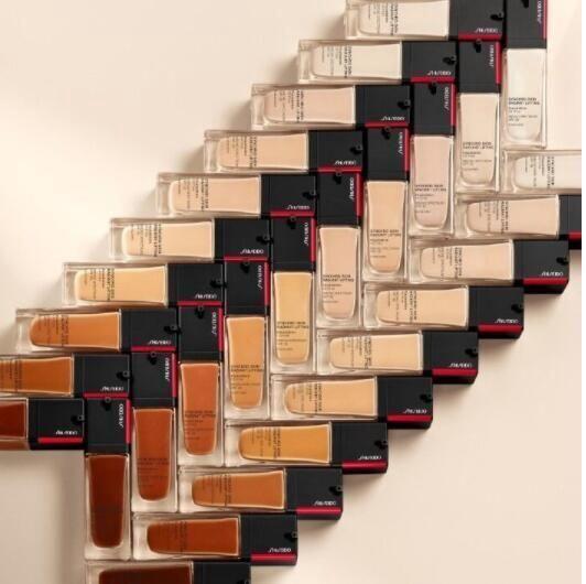 Tonizējošais krēms Shiseido Synchro Skin 350 Maple, 30 ml