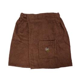 Pirts priekšauts Namu Tekstile, 75x150cm, brūns