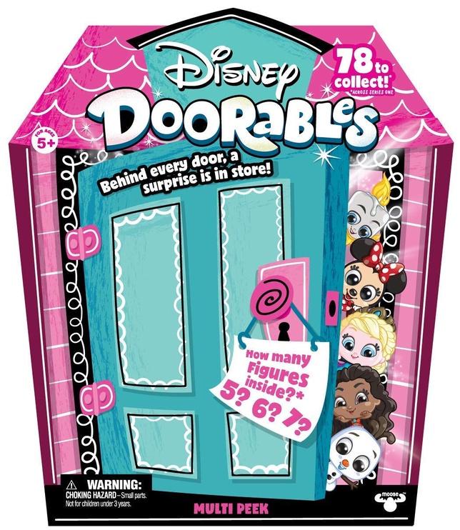 Фигурка-игрушка Disney Doorables Multi Peek 69402