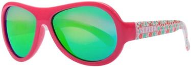 Shadez Designer Leaf Print Junior Pink