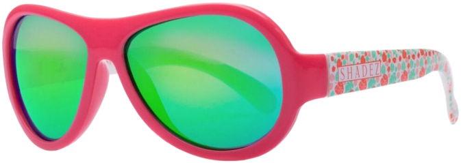 Saulesbrilles Shadez Designer Leaf Print Junior