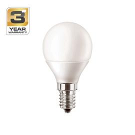 Лампочка Standart, led, E14, 6 Вт, 470 лм, нейтральный белый