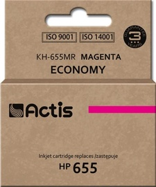 Actis Cartridge KKH-655MR For HP 12ml Magenta