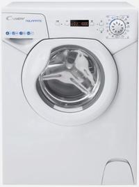 Veļas mašīna Candy AQUA 1042DE/2-S, 4 kg, balta