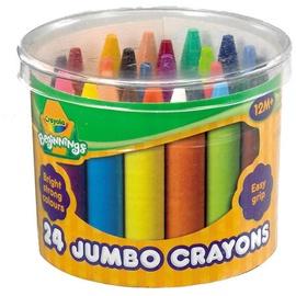 Crayola Jumbo Crayons 24pcs