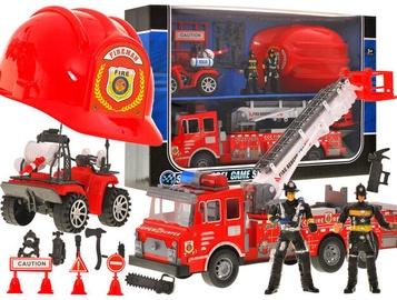 Детская машинка Fire Rescue Super Model Game Set