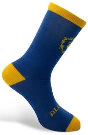 Abysse Corp World of Warcraft Alliance Socks Blue/Yellow