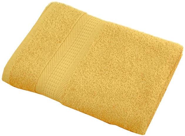 Полотенце Bradley Yellow, 70x140 см
