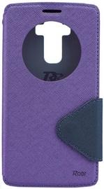 Roar Fancy Diary S-View Book Case Apple iPhone 7 Plus Purple/Blue