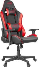Spēļu krēsls Speedlink Xandor Black/Red
