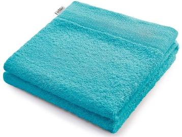 Полотенце AmeliaHome Amari 23896 Turquoise, 50x100 см, 1 шт.