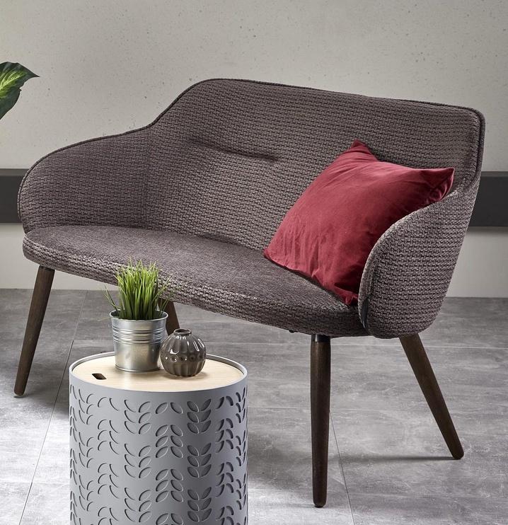 Halmar Verano XL Sofa Dark Grey