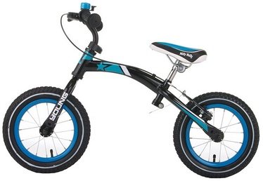 Velosipēds Milly Mally Young Balance Bike Turquise 0394