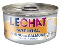 Monge LeChat Mousse With Tuna & Salmon 80g