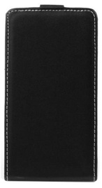 Forcell Flexi Vertical Slim Flip Case For Sony Xperia XZ/XZ Dual Black