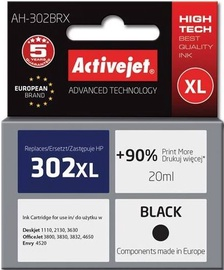 ActiveJet Cartridge AH-302BRX For HP 20ml Black
