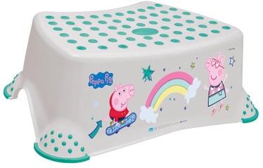 Pakāpiena soliņš Keeeper Peppa Pig Soft, pelēka